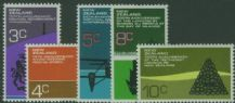 NZ SG978-82 Anniversaries set of 5